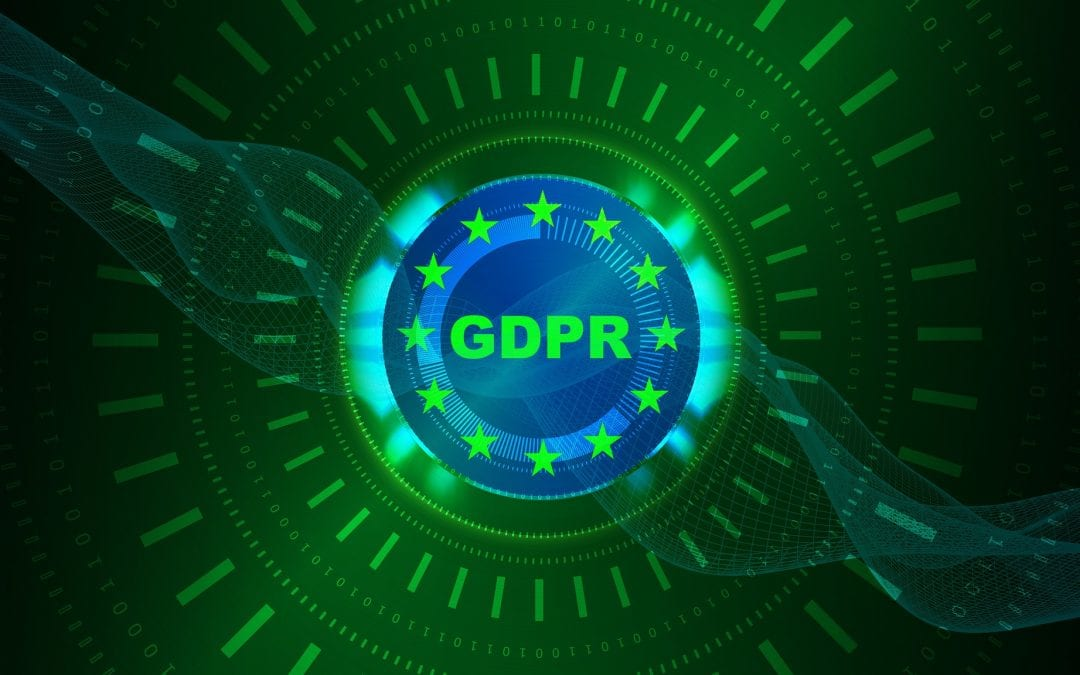 GDPR – it's coming!